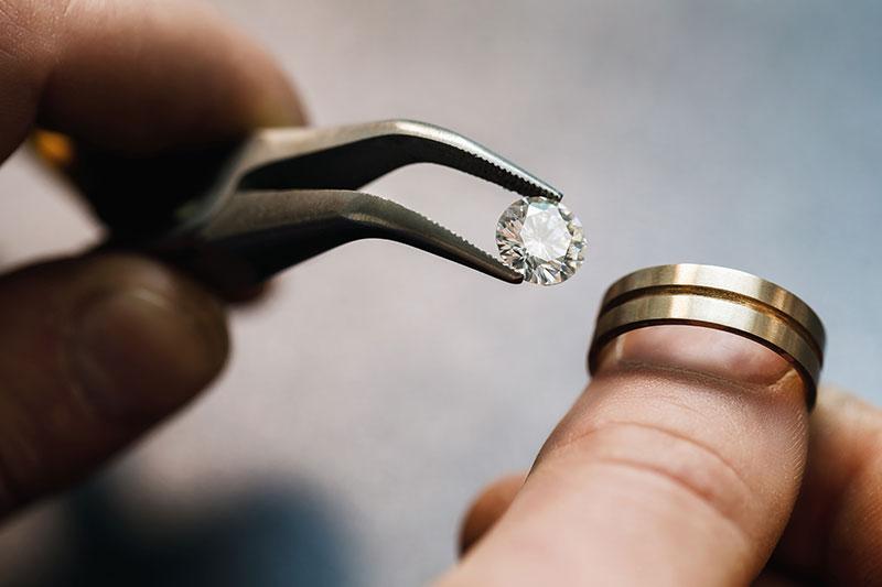 faire réparer une bague ou un bijou