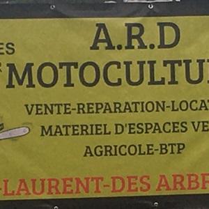 Passion de la réparation avec Ard motoculture à Roquemaure