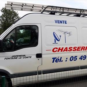 Contactez Chasseriaud jp à Poitiers pour une réparation