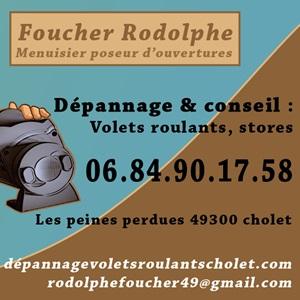 Faire une réparation avec Rodolphe à Cholet pour vos objets à réparer