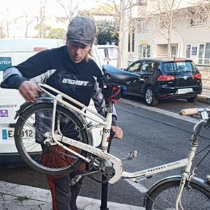 Faire des réparations avec Guillaume à Montpellier