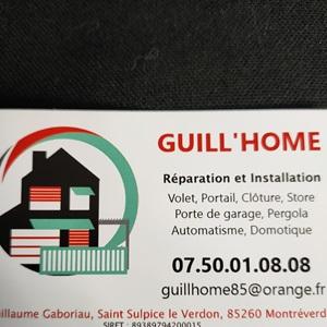 Contactez Guillaume à Montaigu-vendée pour une réparation