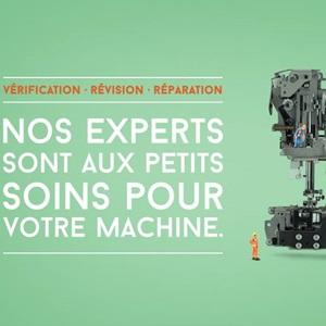 Passion de la réparation avec Réparateur machine  à Rennes