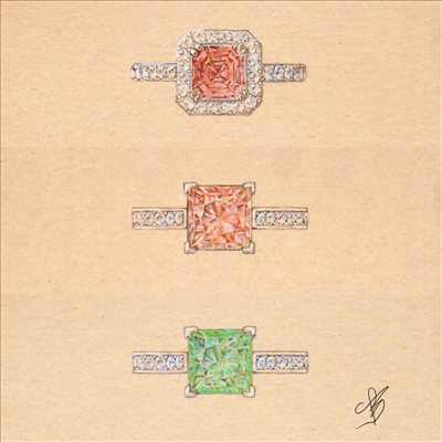 Photo de réparation de bijoux n°100 à Hyères par Anne DAURY, Maitre joaillier