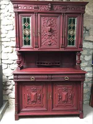 Photo de restauration de meuble ancien n°1019 dans le département 17 par L'Avent Service