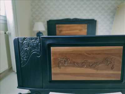 Exemple de restauration de meuble ancien n°1021 à Royan par L'Avent Service
