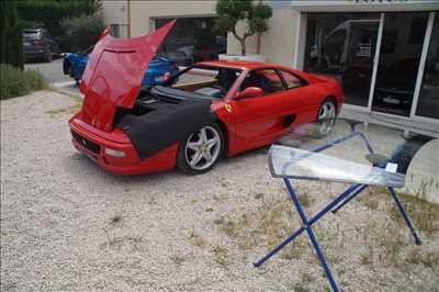 Photo de réparation de voiture n°1024 à Toulon par Éric