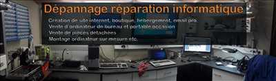 Photo de réparation d'ordinateur n°1031 dans le département 26 par TSV INFORMATIQUE ELECTRONIQUE