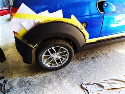 Exemple de réparation d'auto n°1053 à Aix-en-Provence par AUTO AIX SANS PERMIS