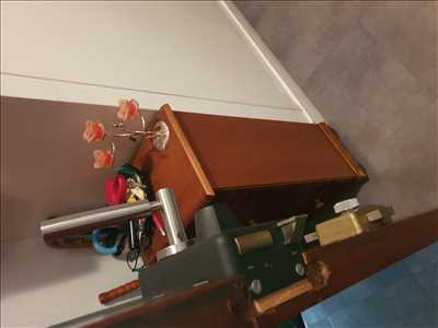 Photo de réparation de porte d'entrée et de serrure n°1067 dans le département 80 par Opendoor