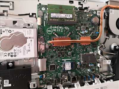 Photo de réparation informatique n°1074 à Strasbourg par le réparateur TARIK