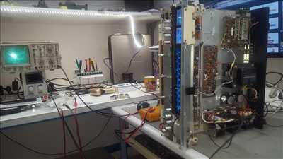 Photo de Réparation de matériel hifi n°108 à Dijon par ESD-LED