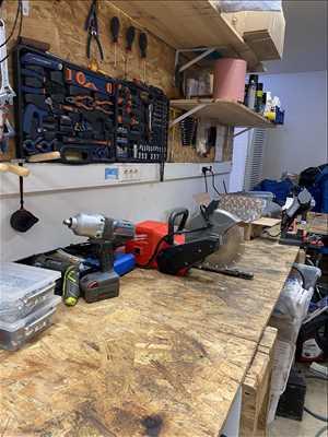 Photo de réparation spécialisé dans l'habitat n°1080 à Cesson-Sévigné par OZLALOC
