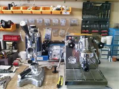 Exemple de réparation de machine à café n°1093 à Bordeaux par erick