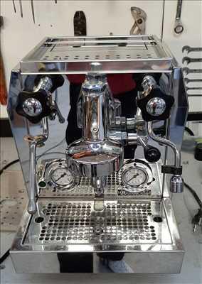 Photo de réparation de machine à café n°1094 à Bordeaux par le réparateur PRO-dis-TEC