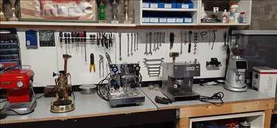 Photo de réparation de machine à café n°1095 dans le département 33 par PRO-dis-TEC