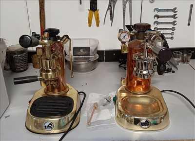 Photo de réparation de machine à café n°1096 à Bordeaux par PRO-dis-TEC