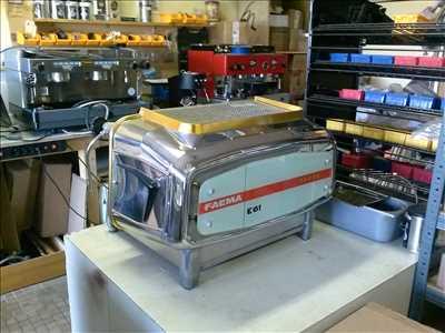 Exemple de réparation de machine à café n°1097 à Bordeaux par PRO-dis-TEC