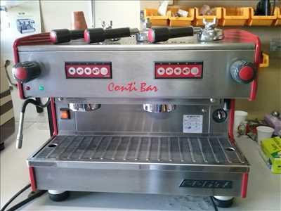 Photo de réparation de machine à café n°1098 à Bordeaux par le réparateur PRO-dis-TEC