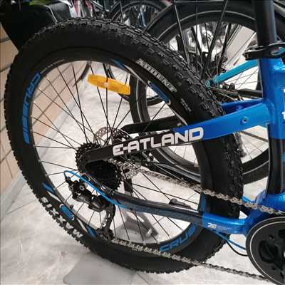 Photo de réparation de vélo n°1100 à Nice par E bike Riviera