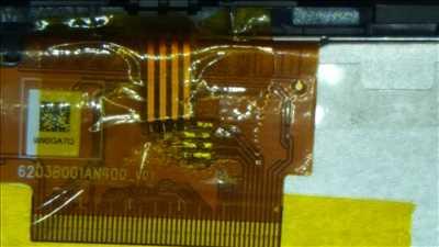Photo de réparation de circuit électronique n°111 dans le département 21 par ESD-LED