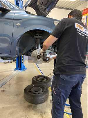 Photo de réparation de voiture n°1122 à Strasbourg par le réparateur PROCAR