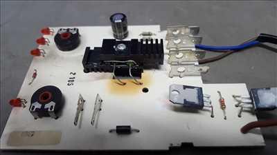 Photo de Réparation de matériel hifi n°114 à Dijon par le réparateur ESD-LED