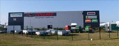 Exemple de réparation de quad n°1193 à Châlons-en-Champagne par COLLARD SA