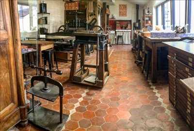 Exemple de restauration de livre n°1201 à Dijon par Maël