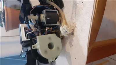 Photo de réparation de machine à café n°1214 à Antibes par le réparateur Association