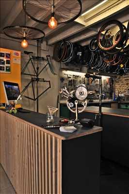 Photo de réparation de bicyclette n°1215 dans le département 44 par atelierdelapoulenoire