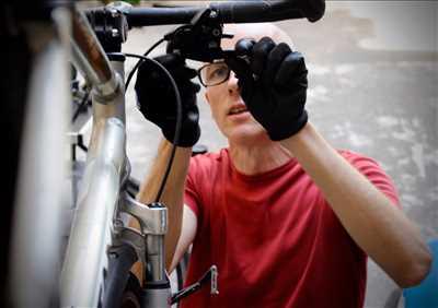 Photo de réparation de vélo n°124 à Rodez par Mister Vélo
