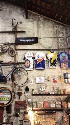 Photo de réparation de vélo n°1242 à Lille par le réparateur En Roue Libre