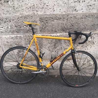 Exemple de réparation de bicyclette n°1245 à Angoulême par Guillaume