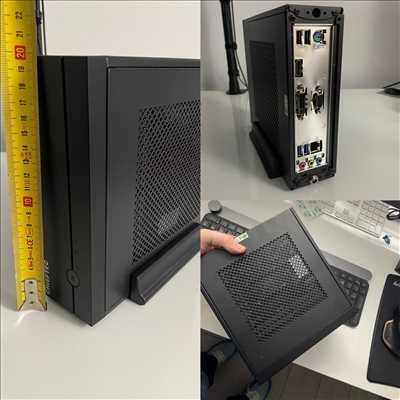 Exemple de réparation d'ordinateur n°1257 à Narbonne par RÉPARATION ORDINATEUR À NARBONNE