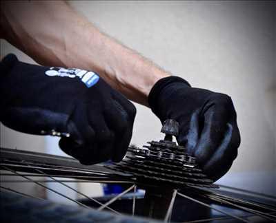 Photo de réparation de bicyclette n°127 dans le département 12 par Mister Vélo