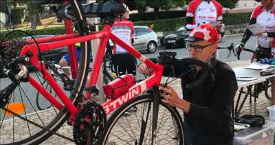 Photo de réparation de vélo n°128 à Rodez par Mister Vélo