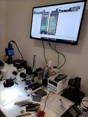 Exemple de réparation de smartphone n°1301 à Metz par Jc'répare