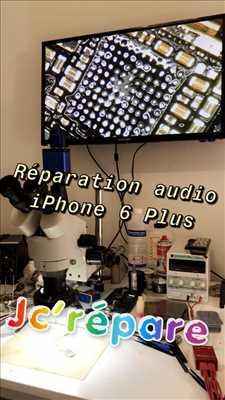 Photo de réparation de smartphone n°1303 dans le département 57 par Jc'répare