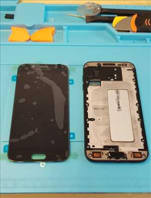 Exemple de réparation de smartphone n°1309 à Nantes par Smart rep'