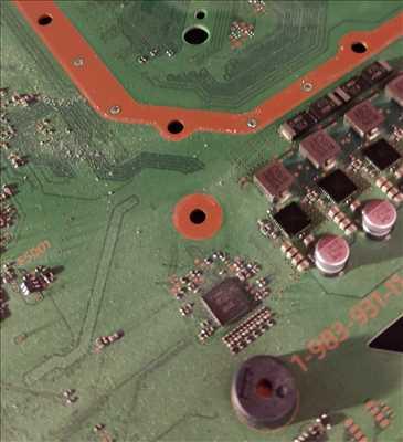 Photo de réparation de console de jeux n°1326 à Cergy par le réparateur Recycle Une Console