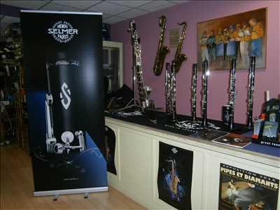 Photo de réparation d'instrument de musique n°139 dans le département 39 par CRESCENDO