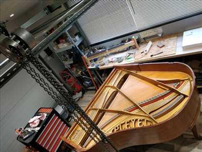 Photo de réparation d'instruments de musique n°148 à Grenoble par Accord et Pianos