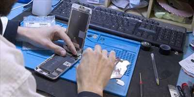 Exemple de réparation de smartphone n°1785 à Pamiers par PhoneRepair09