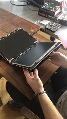 Photo de réparation d'ordinateur n°1815 dans le département 69 par Bastos Électronique