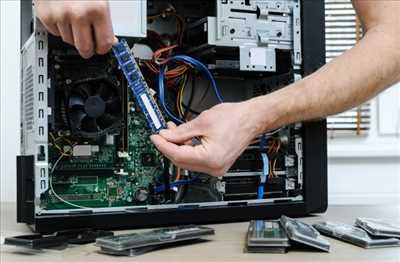 Photo de réparation informatique n°1826 à Saint-Nazaire par le réparateur 44 ATLANTIQUE PC