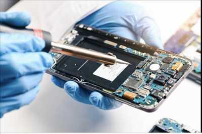 Exemple de réparation de smartphone n°1845 à Massy par sos mobile