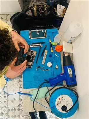 Exemple de réparation de smartphone n°1857 à Marseille par TimePhone