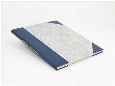 Exemple de restauration de livre n°1873 à Nancy par L'Arbre à Pages - Pool d'Avenir