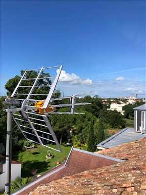 Photo de réparation de télévision n°1880 à La Rochelle par HDS